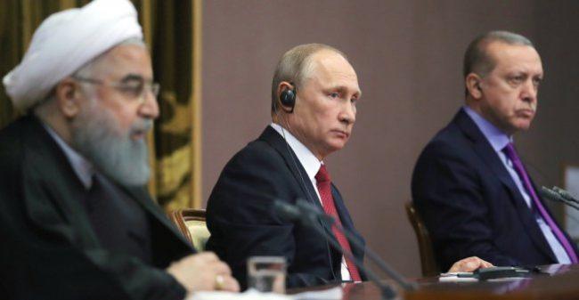 Le Moyen-Orient, point fort de la stratégie diplomatique de Vladimir Poutine
