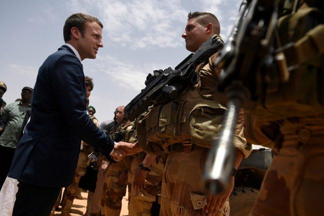 La politique africaine de la France sous la présidence d'Emmanuel Macron