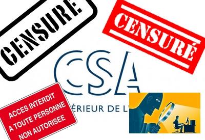 Exclusif : le CSA va fermer toutes les chaines de télévision