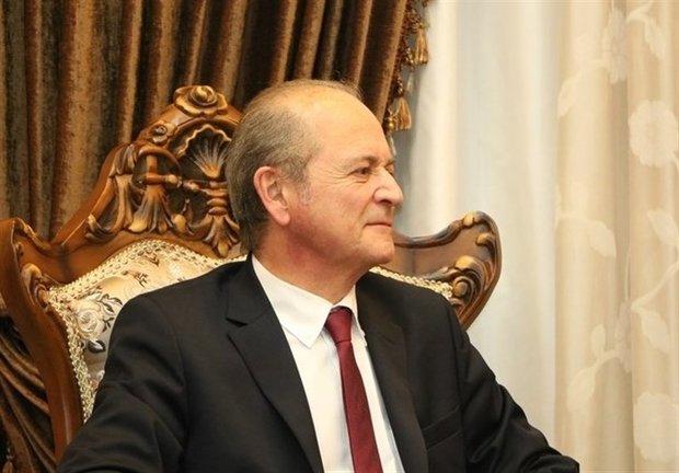 François Sénémaud, représentant « personnel » du Président de la République pour la Syrie