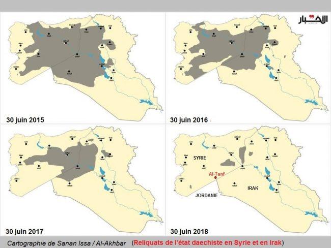 Pourquoi les États-Unis ont-ils bloqué l'accord sur le Sud syrien ?