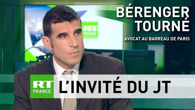 M° Bérenger Tourné, avocat de Salah Hamouri : «Les droits de l'homme s'arrêtent là où commence le territoire d'Israël»