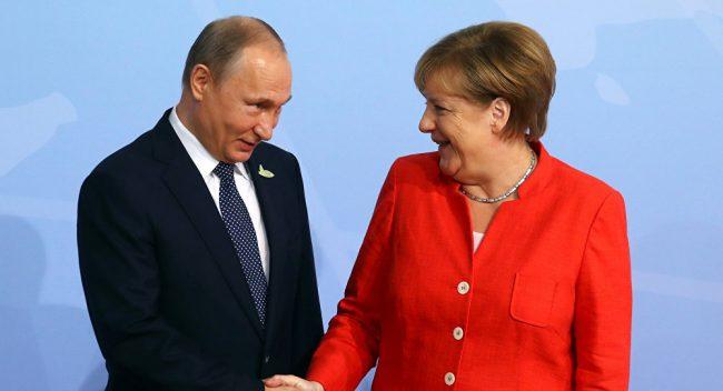 La diplomatie allemande reprend des couleurs…