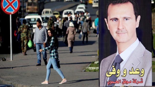 La Syrie et l'axe des «droit-de-l'hommiste»