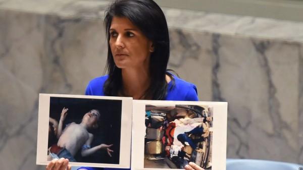 La prochaine agression étasunienne contre la Syrie est-elle déjà programmée ?