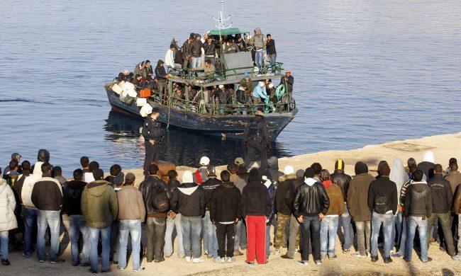 La « crise des migrants » et le poids des structures