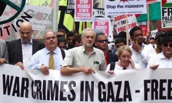 La crucifixion de Jeremy Corbyn : Les amis d'Israël demandent sa totale reddition