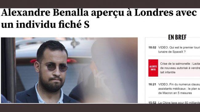 Exclusif : Le dentiste de Benalla a rencontré l'ancien coiffeur de Djouhri.