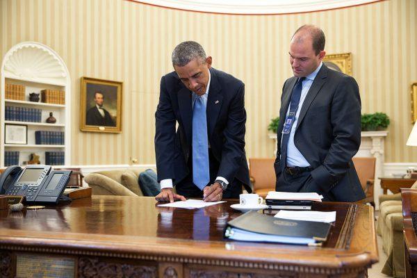 Proche conseiller d'Obama, Ben Rhodes reconnait que les Etats-Unis ont armé les jihadistes en Syrie