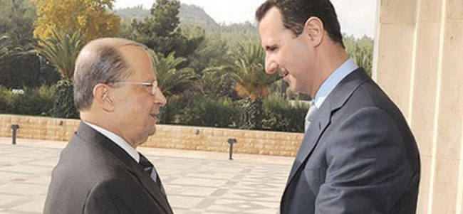 Relations libano-syriennes : tout dépend du timing