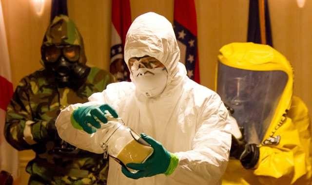 Les US et les armes bactériologiques…