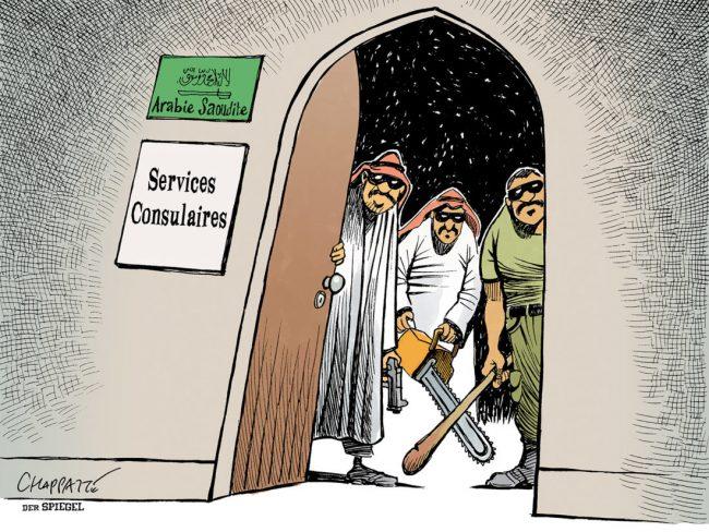 Bassam Tahhan : «La disparition de Khashoggi fait les affaires des États-Unis et de l'Occident»