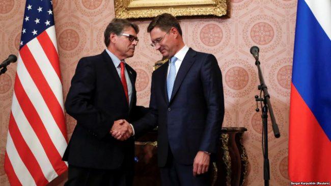 Les US et l'énergie : menaces et accusations en guise de politique étrangère