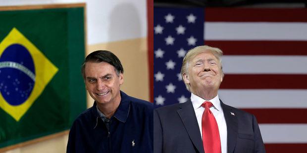 Bolsonaro, pièce maîtresse dans le jeu de Trump pour casser les BRICS