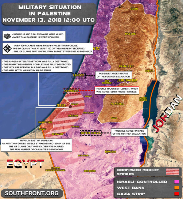 La courte guerre avec Gaza a révélé la faiblesse d'Israël