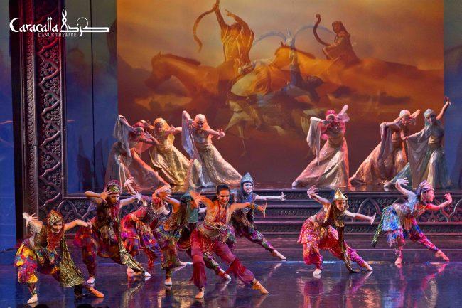 Caracalla : un message de paix qui révèle le raffinement et la beauté de l'Orient