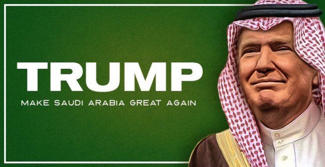 """De la difficulté d'être """"la pute de l'Arabie..."""""""