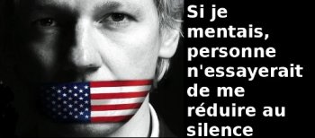 Julian Assange seul face au silence médiatique
