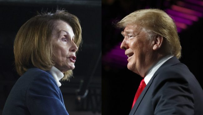 US : Nancy Pelosi, ébahie, n'en revient pas…