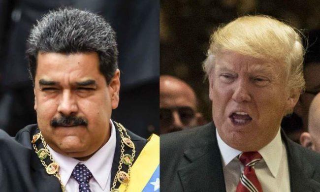 Trump joue avec le feu à Caracas (Telesur)