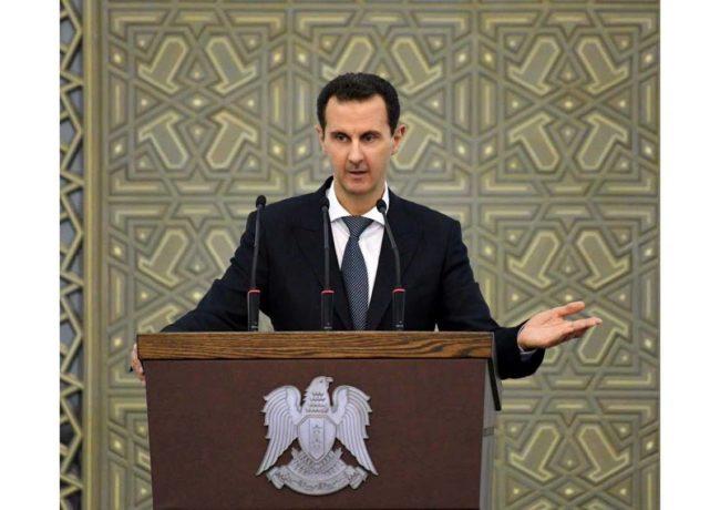 Bachar al-Assad : La volonté populaire a évité à la Syrie l'holocauste prémédité par ses ennemis