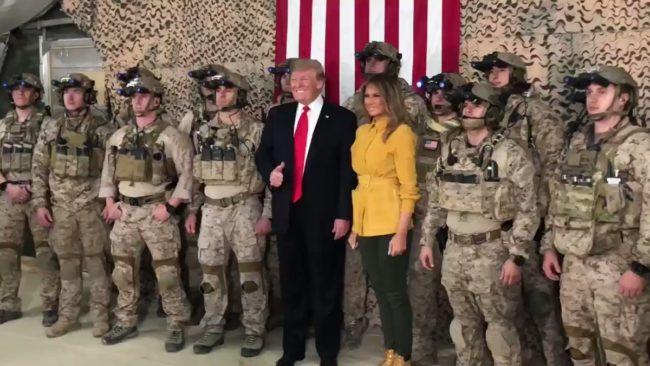 Trump en Irak : un nouveau bourbier en sursis