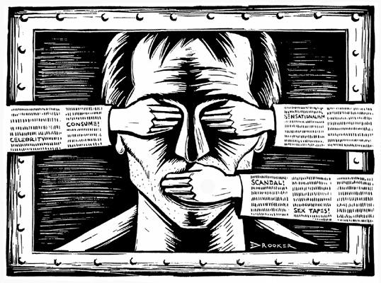 Censures françaises !