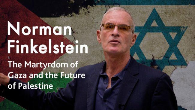 Norman Finkelstein: « Il est temps d'inculper Israël pour ses crimes de guerre à Gaza »