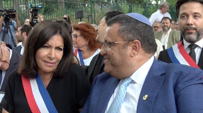 JERUSALEM SELON ANNE HIDALGO : HONTE ABSOLUE !