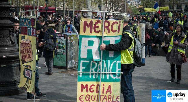 VANITY FAIR CONTRE RT-FRANCE : BÛCHER DU CRETINISME !
