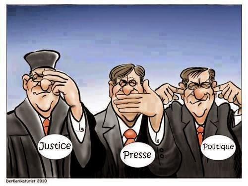 Fillon ou Mélenchon, la justice est un outil politique, et Djouhri, reclus à Londres, est une bavure judiciaire