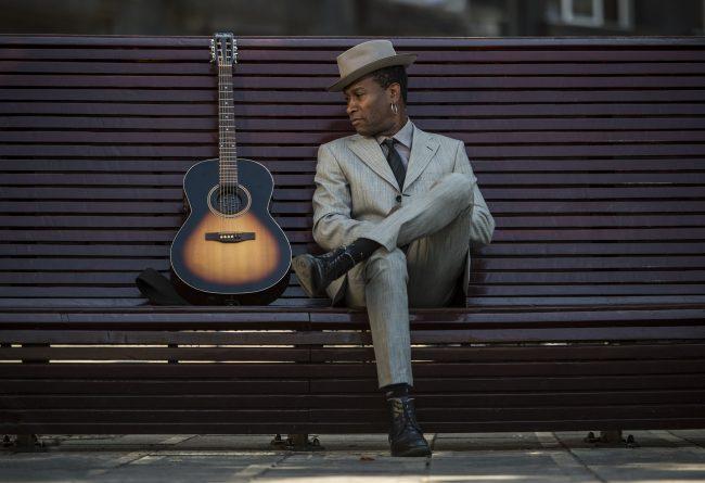 Bai Kamara aux sources du Blues