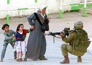 PALESTINE : VIPERES AU POINT !