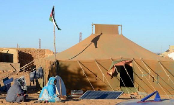 Réfugiés sahraouis: le prétendu