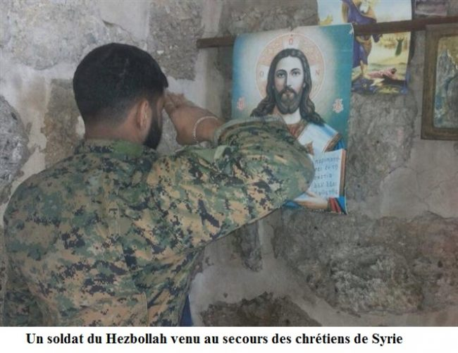 Rendez au Hezbollah ce qui est au Hezbollah…