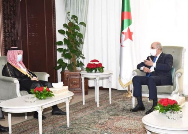 Règlement de la crise libyenne: le royaume saoudien épouse la démarche algérienne