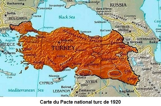 La Turquie ou la mère des occasions perdues…