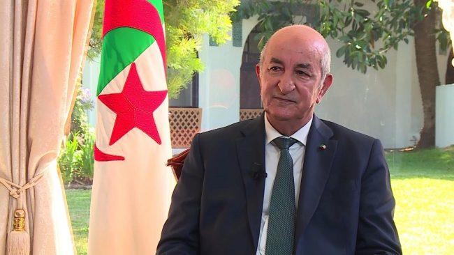Le Président Abdelmadjid Tebboune est pour des relations apaisées entre l'Algérie et la France, « deux pays indépendants, deux pays souverains ».