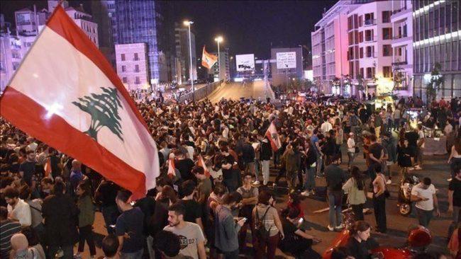 LIBAN : NOUVEAU PAYS SOUS BLOCUS AMERICAIN !