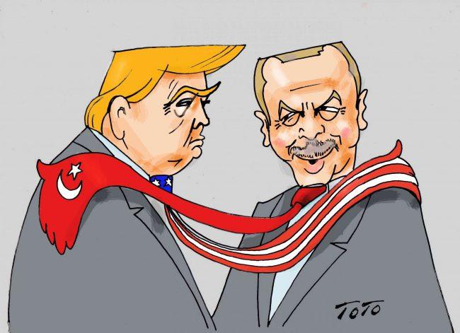 ONU / Syrie ou le meurtre délibéré d'un peuple agressé par Trump, Erdogan et leurs alliés…