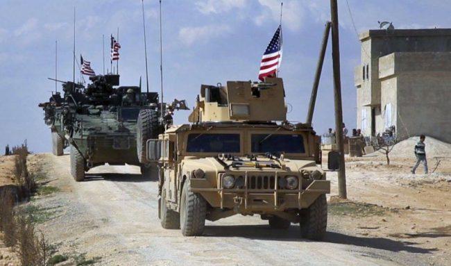 « L'occupation de la Syrie pour garder son pétrole » de Trump tourne au fiasco