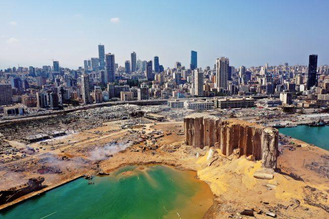 Destruction du port de Beyrouth : A qui profite le crime