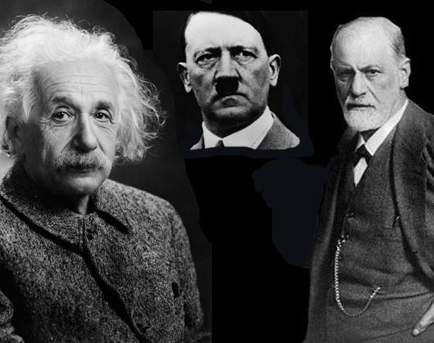 """""""Pourquoi la guerre ?"""" (1933)  Correspondance entre Albert Einstein et Sigmund Freud"""
