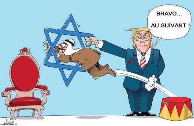 Liban / Pompeo et la confirmation de l'entente avec Macron…