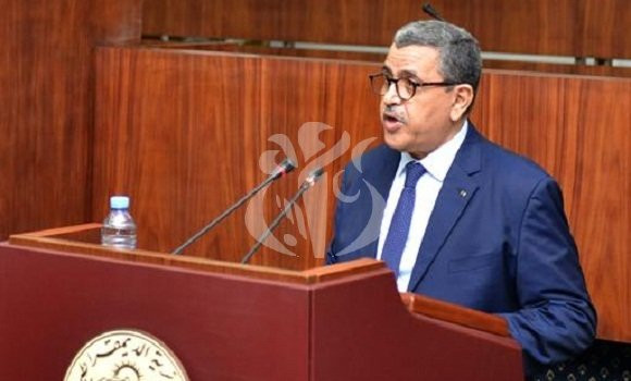 Abdelaziz Djerad devant le Parlement algérien (APN) : « La révision de la Constitution apporte des réformes profondes dans la gestion de affaires de l'État »