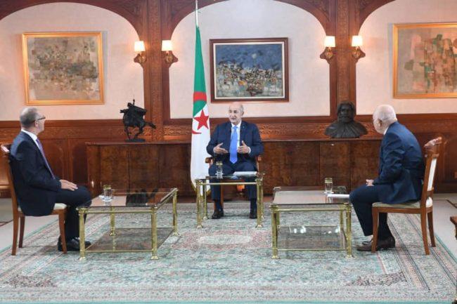 Le président Abdelmadjid Tebboune dévoile son agenda pour une Nouvelle République