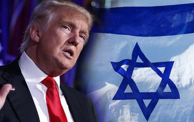 Trump « A part protéger Israël, nous n'avons pas besoin d'être au Moyen-Orient »