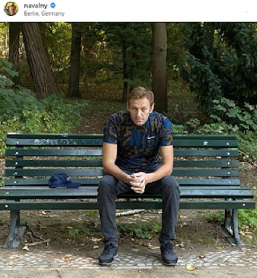 Feuilleton Navalny, nouvel épisode :