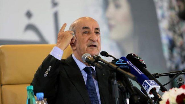 Le président Tebboune déclare la guerre aux lettres de dénonciations anonymes