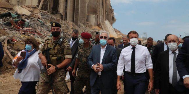 Deuxième lettre ouverte au Président Macron : Où est l'image satellite du port de Beyrouth ?